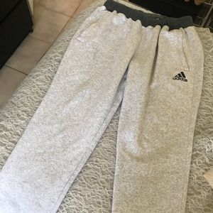 Soft sweat pants for men in good condition
